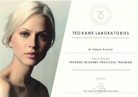 Adam - TEOXANE Academy clinical best practices and treatment protocols II